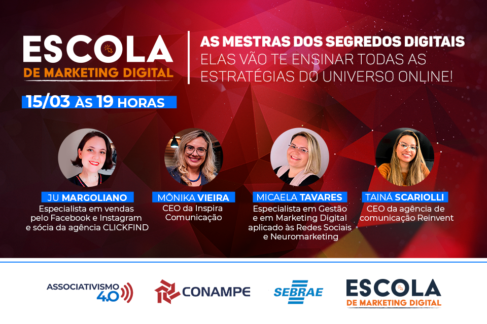 Escola de Marketing Digital
